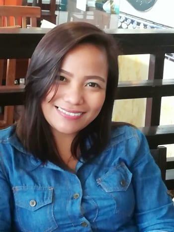 レジリンさん | 国際結婚希望のフィリピン人女性