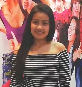 エイプリルさん   国際結婚希望のフィリピン人女性