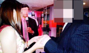 結婚指輪の交換