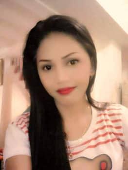エバンジェリンさん | 国際結婚希望のフィリピン人女性