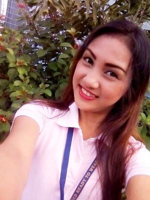ジェラルディンさん | 国際結婚希望のフィリピン人女性