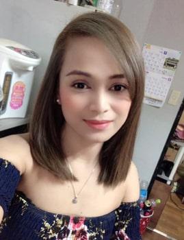 マリエルさん | 国際結婚希望のフィリピン人女性
