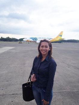 マリーアントレットさん | 国際結婚希望のフィリピン人女性