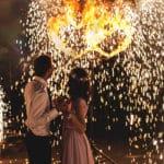 結婚式 | 国際結婚のカップル