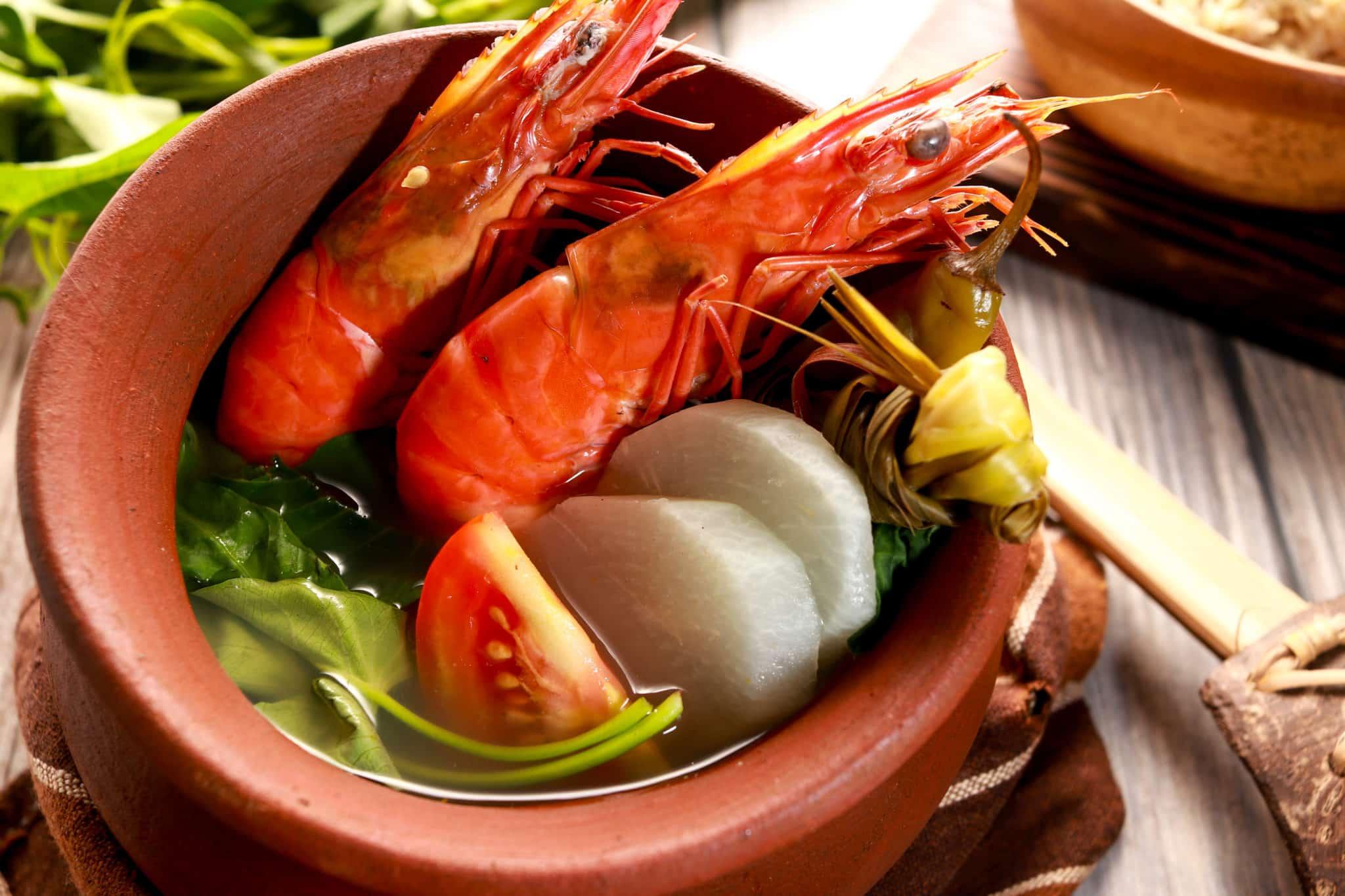 フィリピン現地の食事