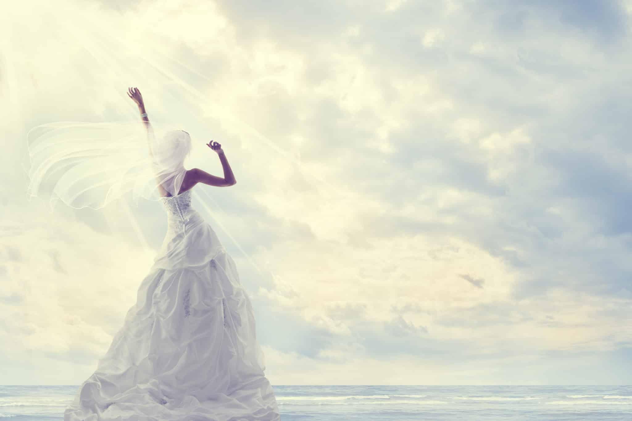 国際結婚の花嫁