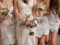 エレガントな結婚式