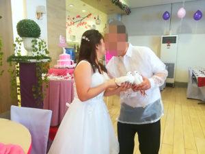親へ挨拶~結婚式